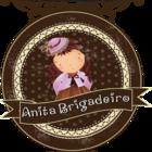 Logo anita brigadeiro