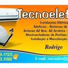 Tecnoeletric cart%c3%a3o de visita novo