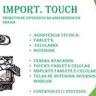 Import touch