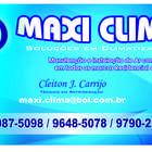 Maxiclima cartao