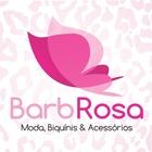 Logomarca barb rosa