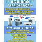 Adriano refrigera%c3%87%c3%83o e inst. eletrica   encarte 2