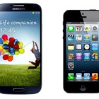 Galaxy s4 iphone 5