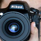Nikon camera fotografo