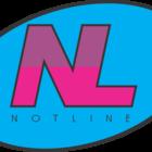Logo notline colorida