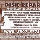 Disk rep 1