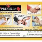 Premium   amostra panfleto 10x15