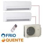 Ar condicionado split ou multi split