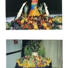 Esculturas de frutas   01
