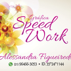 Speed work cart%c3%a3o alessandra