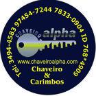Chaveiro alpha propaganda