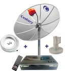 Frete gratis antena parabolica century