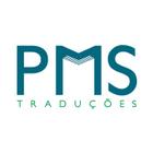 Logo pms traducoes face