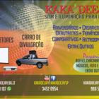 Kaká Produções e Eventos.