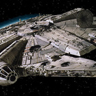 Millenium falcon original star wars