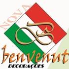 Logo benvenutti decora%c3%87%c3%95es menor
