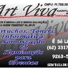 Art Viva Cartuchos, Informá...