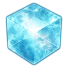 A cube light