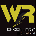 Logo wr para raios 1 1
