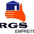 Rgs empreiteira logo