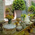 Casamento mansao do duque 2 mesa bolo e doce