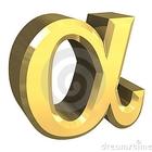 Simbolo alpha