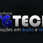 Tg tech logo em uso