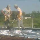 Aplica%c3%a7%c3%a3o de manta no telhado