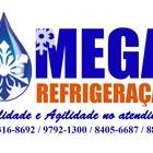 Logo mega telefone