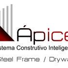 Logo apice steel frame