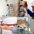 Reforma construcao pintura encanamento eletricista abc