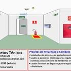 Projetos de Prevenção e Com...