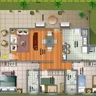 Planta casa de 3 quartos (2)